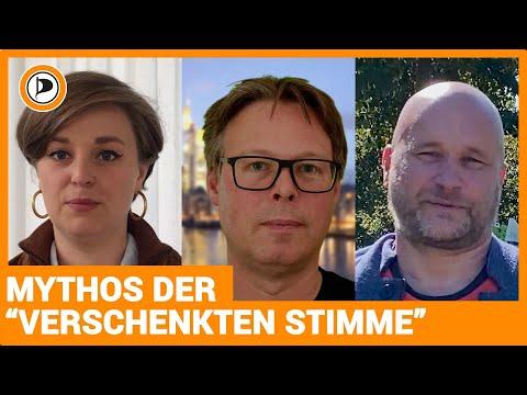 Mythos verlorene Stimme - warum man zur Bundestagswahl Kleinparteien wählen sollte