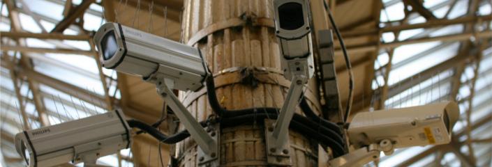 Big Brother is watching you (CC BY-NC 2.0 Nicolas Nova)