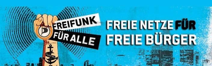 Freifunk für alle: Freie Netze für freie Bürger (CC-BY-NC-ND be-him)