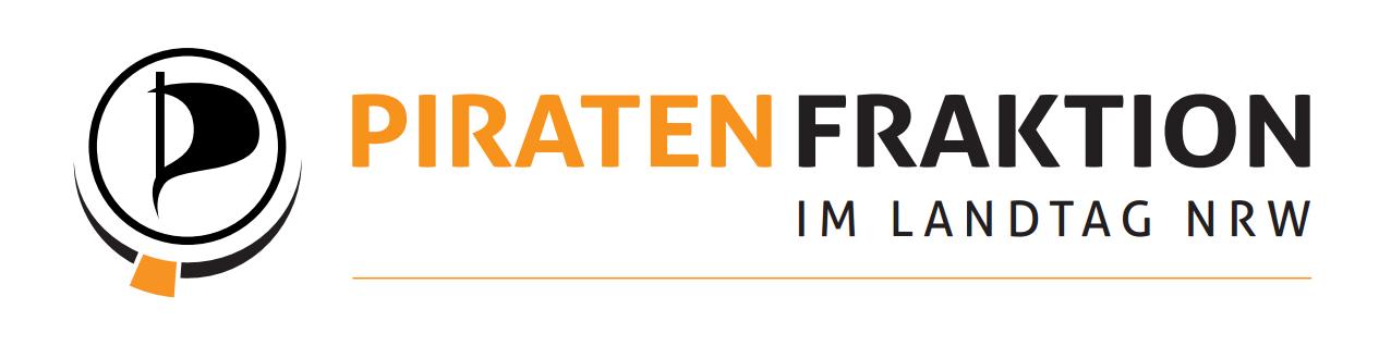 Logo der Piratenfraktion NRW