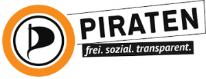 Piraten - frei. sozial. transparent.