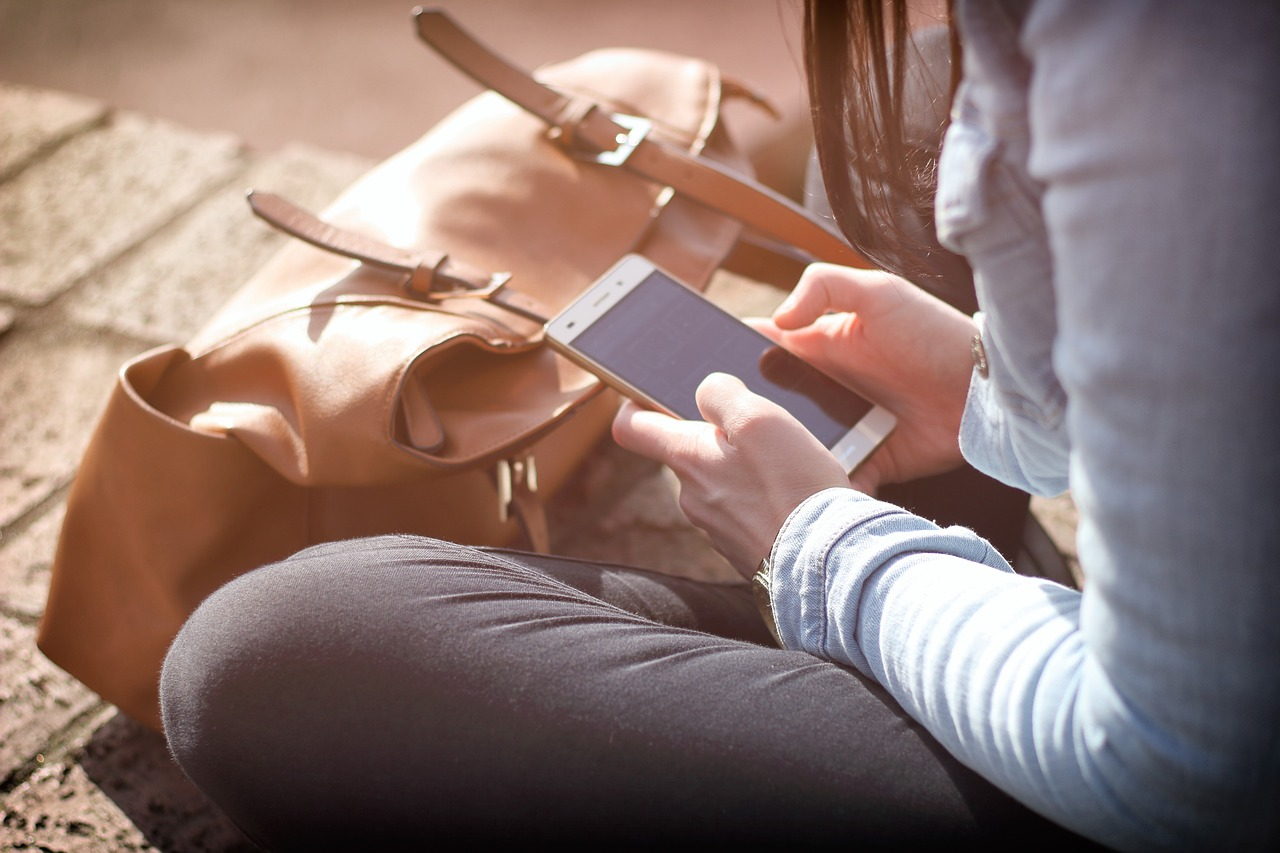 Smartphone (CC0 StockSnap)