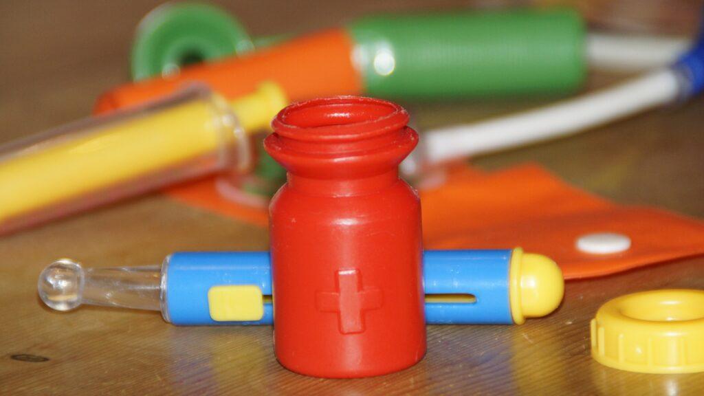 Spielkoffer Kinderarzt