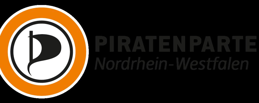 Logo Piratenpartei NRW
