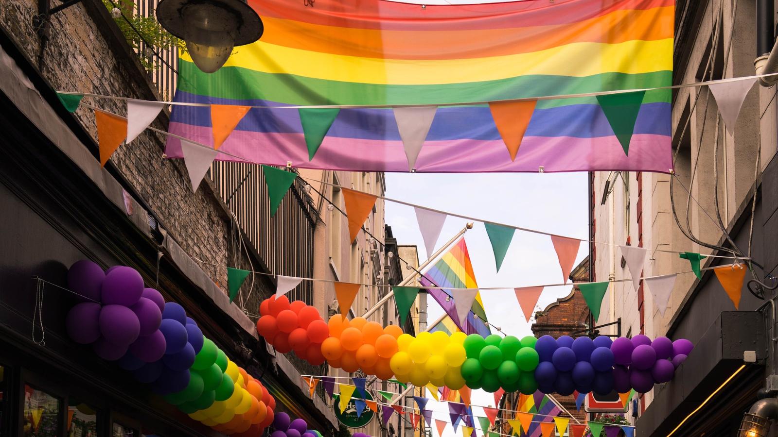 Regenbogenstraße