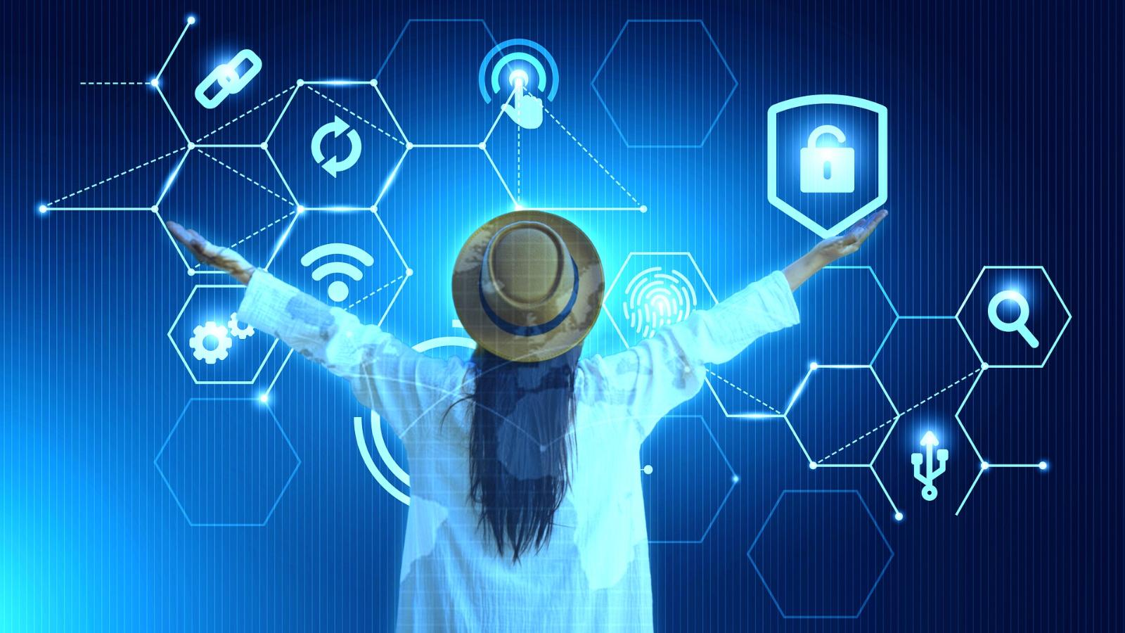 Symbolbild Datenschutz